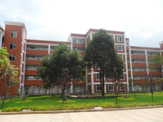 云南盛翔----------安宁市县街学校校安工程