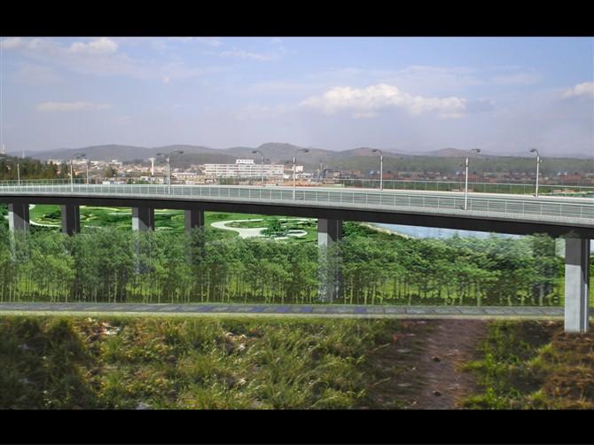 桐木条承重设计图桥梁