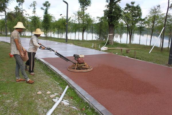 安宁市宁湖公园景观提升改造设计项目