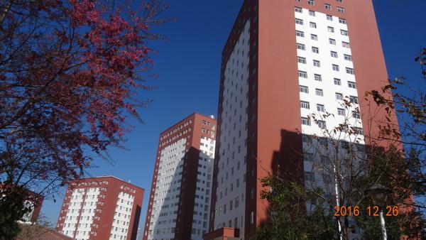 云南经济管理学院安宁校区三期建设项目图片