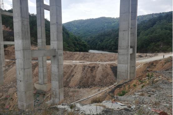万博mantex官网冷水箐水库除险加固工程