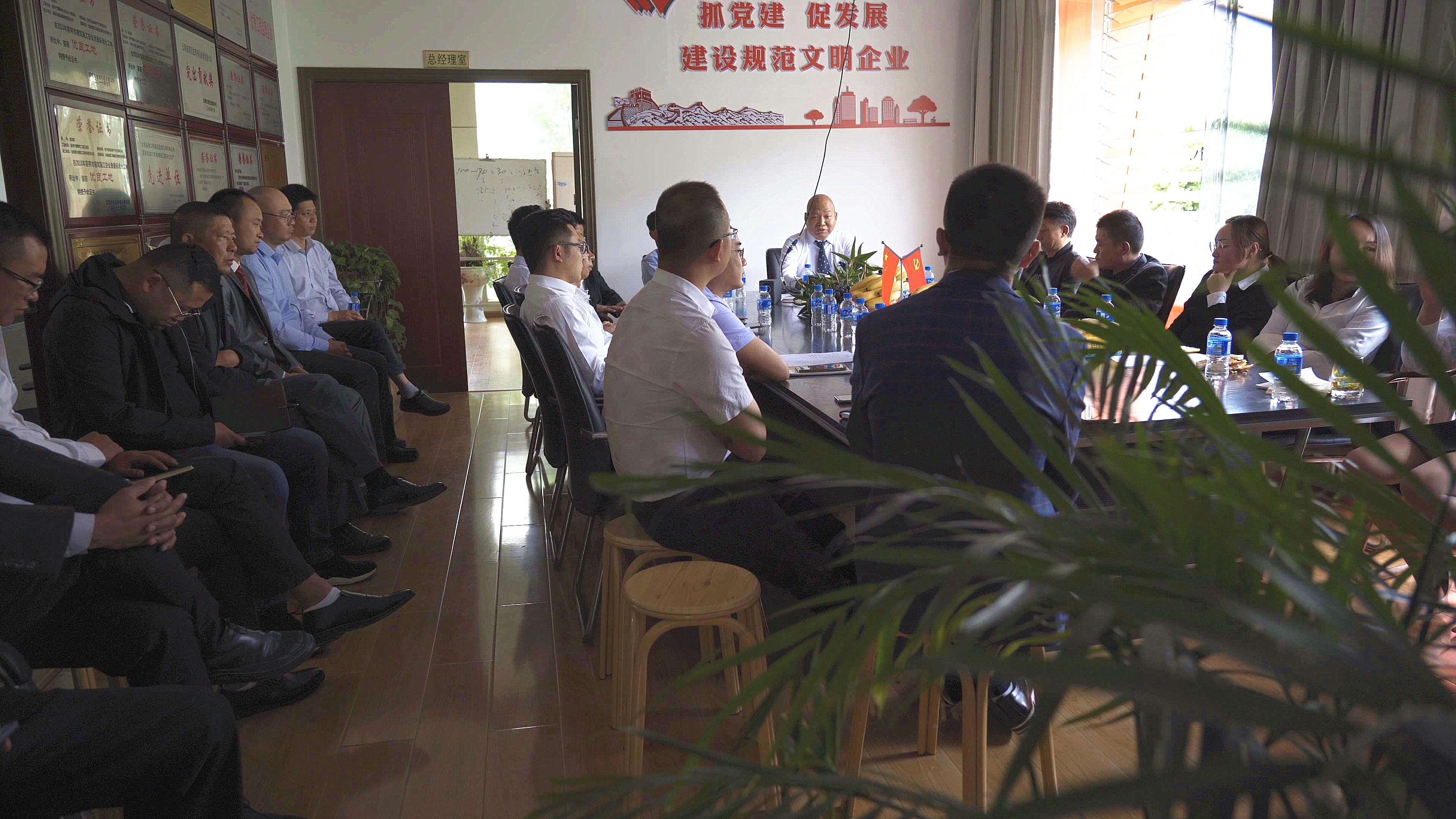 热烈庆祝云南盛翔工程建设监理咨询有限公司成立20周年