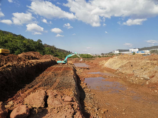 万博mantex官网沙河水环境综合整治工程